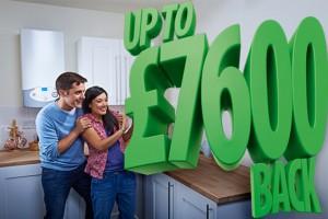Green Deal Home Improvement fund advert